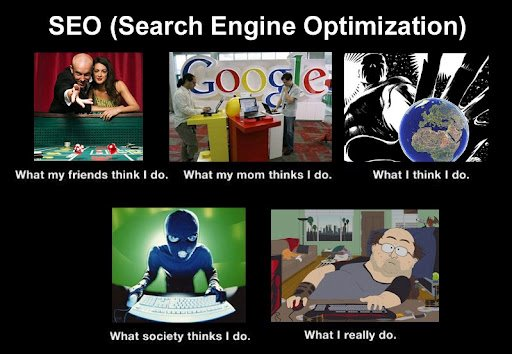 Search Engine Optimization meme