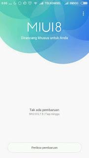 Informasi MIUI 8