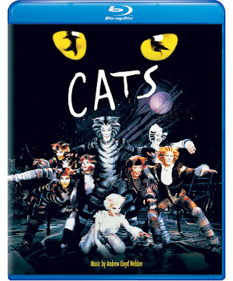 Cats The Musical 1998 Bluray