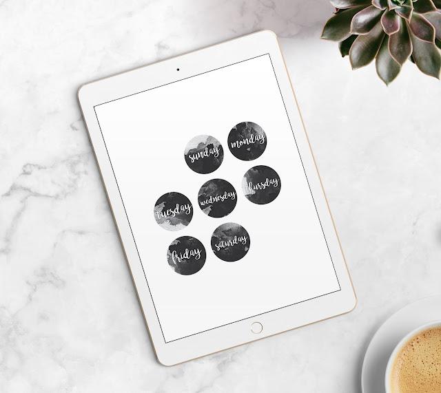 free digital planning tools | free digital planner + stickers