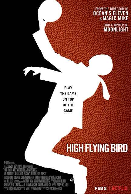 HIGH FLYING BIRD (2019) ταινιες online seires xrysoi greek subs