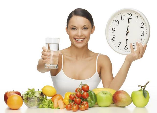 Jam Makan yang Baik untuk Orang Diet Sehat