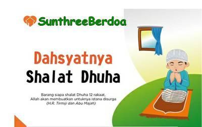 Bacaan Doa Setelah Sholat Dhuha | Niat Sholat Dhuha Lengkap Latin Dan Artinya