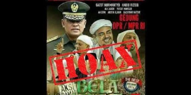 Dicatut Aksi Demo 212, TNI: Kami tidak Tinggal Diam