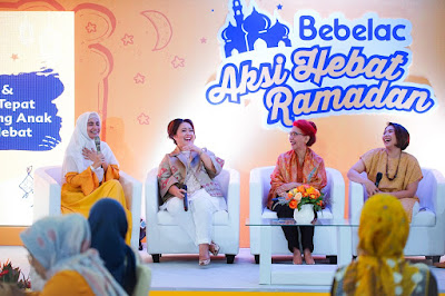 Asupan Nutrisi Lengkap Mengasah Aksi Hebat Kebesaran Hati Dan Empati Si Kecil Bebelac Di Bulan Ramadan