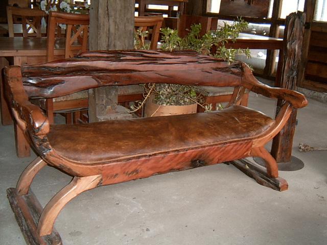 Artesan a en madera r stica muebles r sticos - Fotos muebles rusticos ...