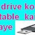 Pen drive Ko Bootable Kaise Banaye? Rufus Software