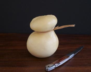 Qué Es La Scamorza La Cocina Del Mapache Feliz