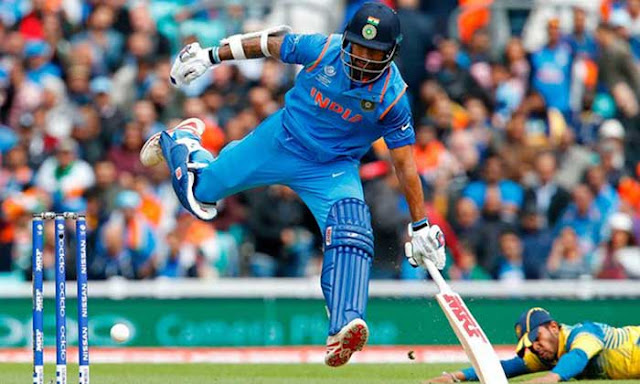 India v Sri Lanka: ICC Champions Trophy