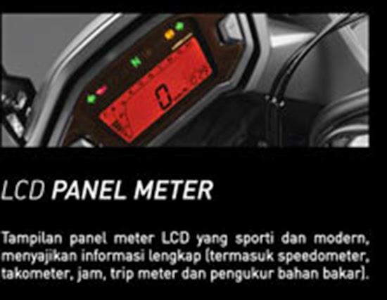 Panel yang mewah dan modern