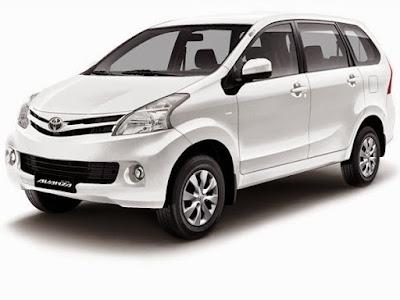 Daftar Harga Mobil Toyota Terbaru 2015