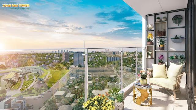 vị trí dự án Xuân Mai Tower với những ưu điểm nổi bật