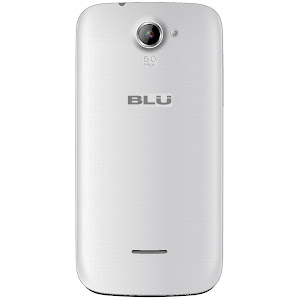 BLU Advance 4.0 rear