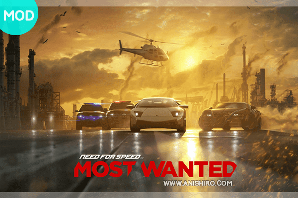 need for speed most wanted mod apk 1.3.128
