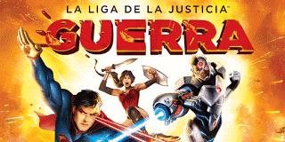 Liga de la Justicia War
