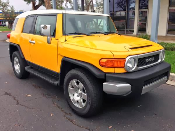 2007 toyota fj cruiser 4x4 trd for sale 4x4 cars. Black Bedroom Furniture Sets. Home Design Ideas
