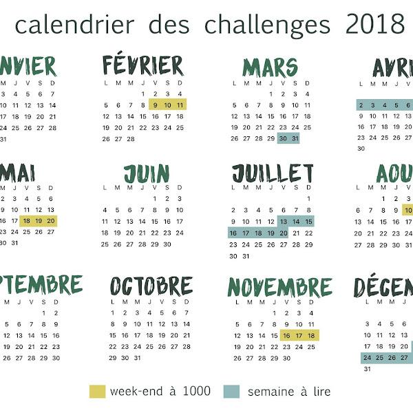 [Challenge] Semaine à lire du 30/03 au 06/04