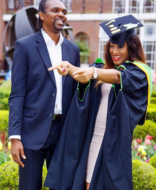 Kanu Nwankwo And Wife, Amara Celebrate 14th Wedding Anniversary With Cute Photos