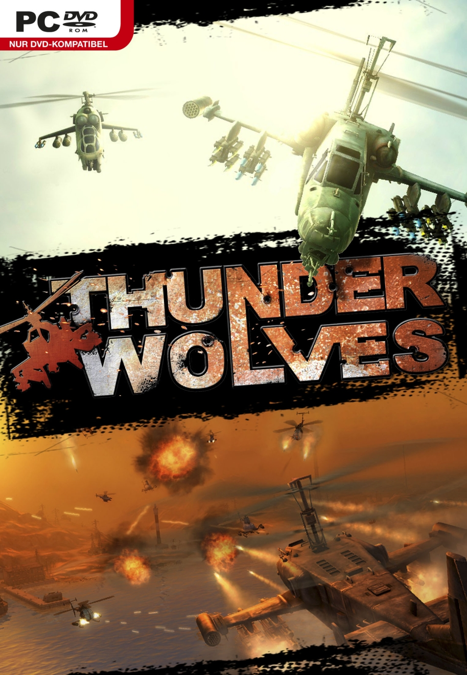 Thunder Wolves PC Full Español ISO