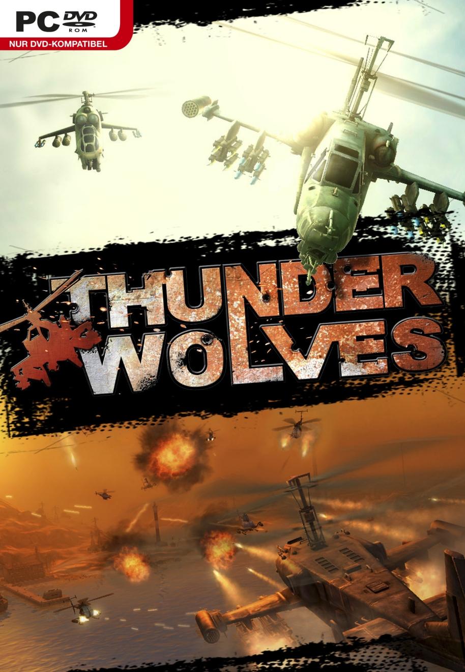 Thunder Wolves PC Full Español ISO