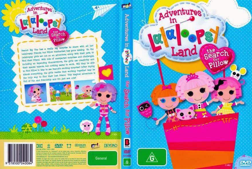 Download As Aventuras De Lalaloopsy Landia Hdtv Xvid Dublado