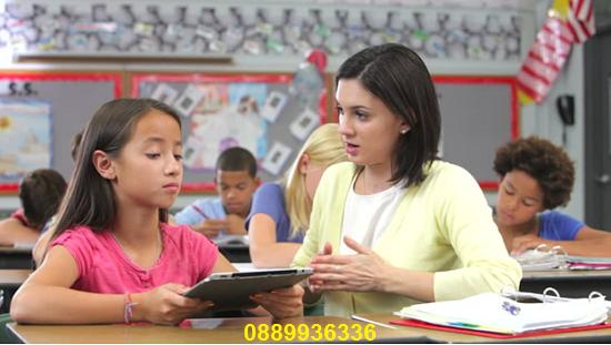 www.123nhanh.com: Lợi ích với việc học cùng giáo viên nước ngoài
