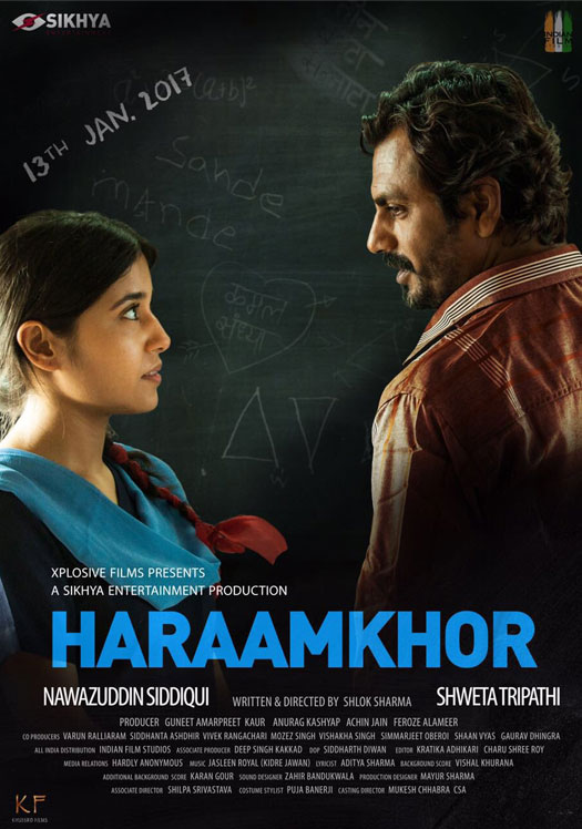 Nawazuddin Siddiqui, Shweta Tripathi Hindi movie Haraamkhor 2017 wiki, full star-cast, Release date, Actor, actress, Song name, photo, poster, trailer, wallpaper