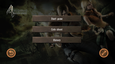 Resident Evil 4 Apk - Games Mod