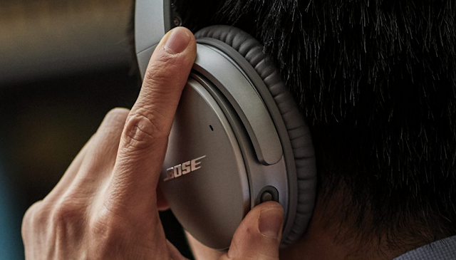Original Bose QuietComfort 35 II