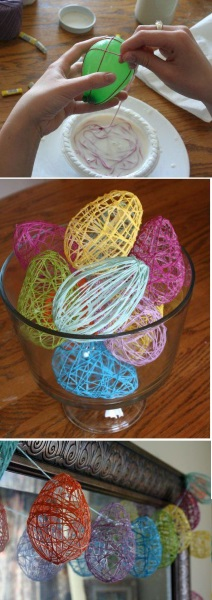 40 diy easter crafts for adults do it yourself ideas and for Spring craft ideas for adults