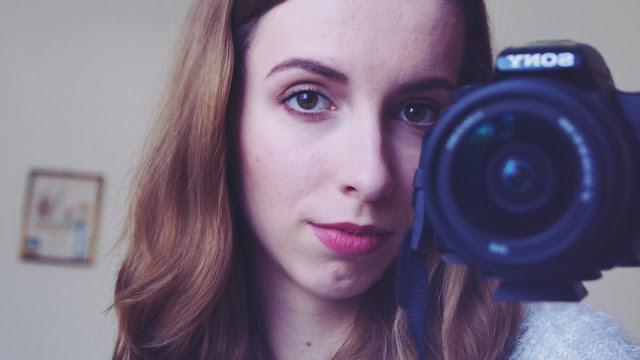 Zabawa makijażem - czyli mocniejsze oko w brązie