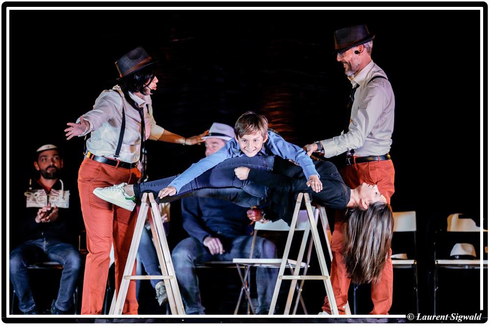 avis sur  Hypnos' & moi  au théâtre La comédie Saint-Michel