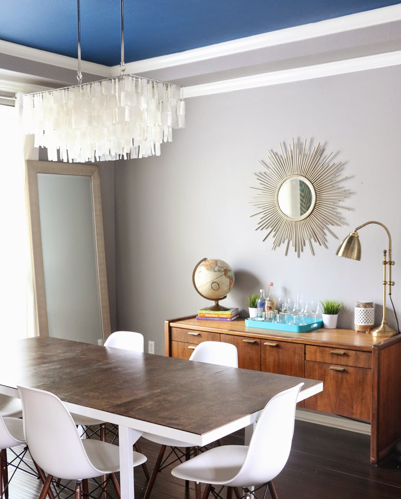 A $60 Mid Century Modern Ikea Dining Table Hack - A Kailo ...