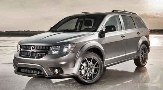 2018 Dodge Journey Concept Reliability