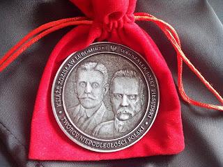 Medal - rewers - http://bioggraff.blogspot.com/