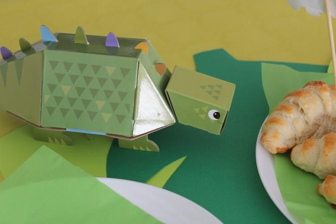 Puzzles 3D dinosaurios krooom