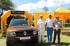 Renault apoya el Torneo de Golf Copa Camecol