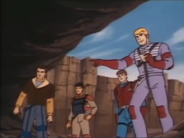 """Episode 48 """"Quest of the Canyon"""""""