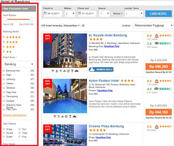Boking Hotel Online di Situs Booking Tiket Terpercaya