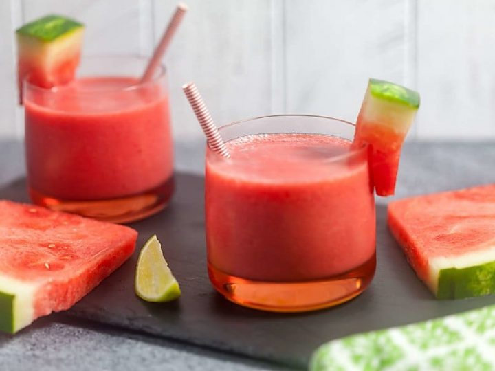 Three Melon Smoothie