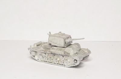 BRV104 - A10 Mk Ia / Cruiser Mk IIa (Besa)