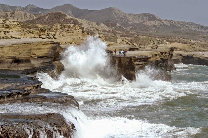 La Lobera San Quintin Baja California Mexico