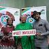 Photos: Aisha Buhari, her granddaughters, Joke Silva and BankyW at the Get Involved programme