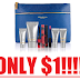 Elizabeth Arden Spring Essentials Beauty Bag With 6 Samples Only $1 + Free Shipping With Amazon prime or $25 Order