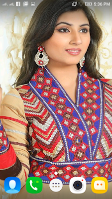 Disha Parmar 3D live Wallpaper For Android Mobile Phone