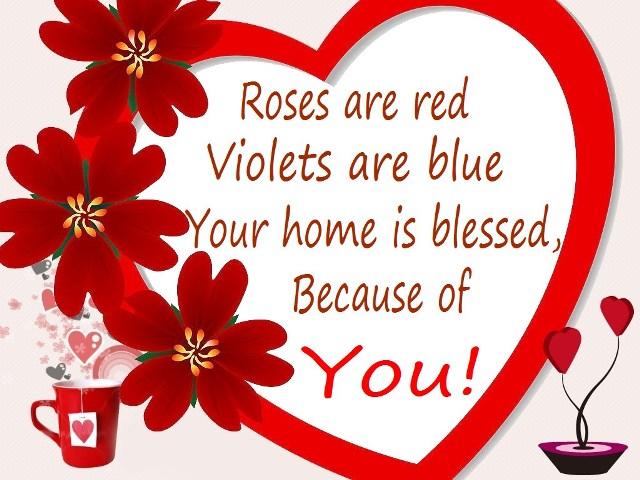 Valentines Day 2017 Facebook Status Wallpaper