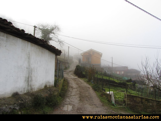 Pico Ranero: Atravesando la zona alta de Carabanzo