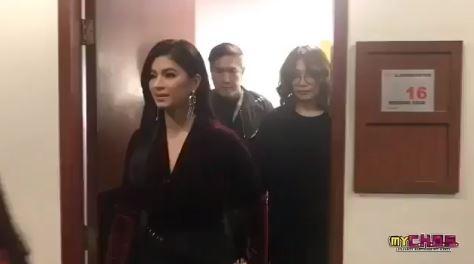 WATCH: Behind The Scene Footage of Angel Locsin's TWBA Guesting!