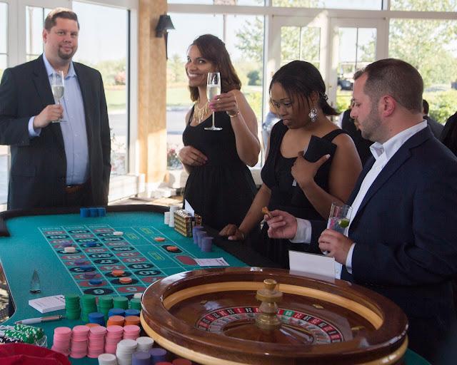 casino event, roulette