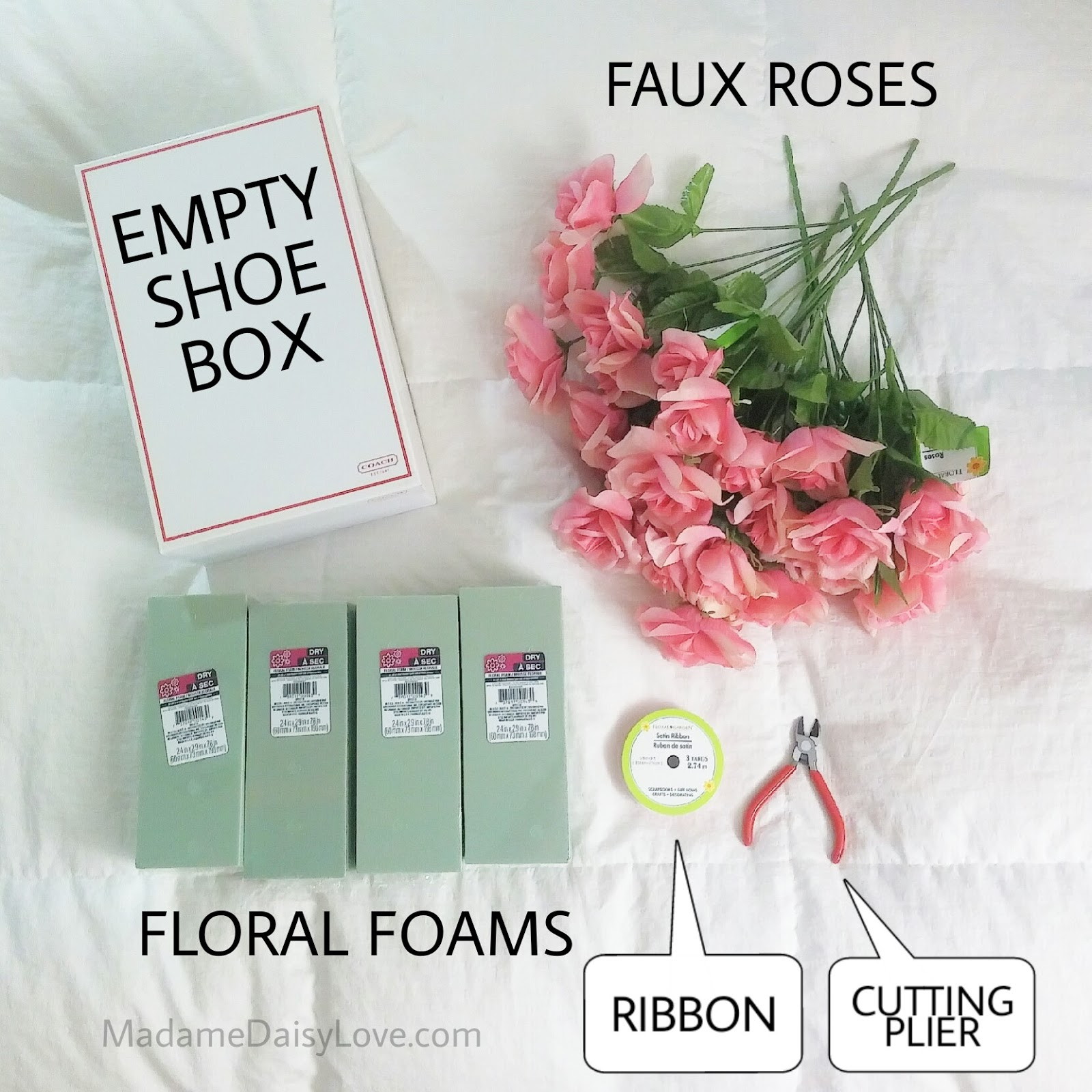 Diy Roses In A Box The Million Roses Venus Et Fleur Inspired